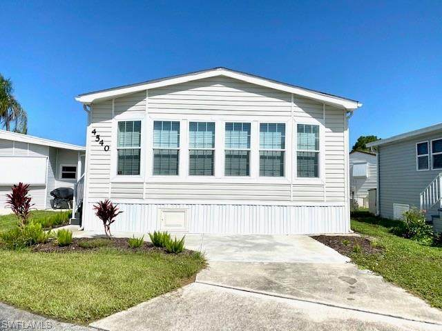 4540 Sawmill Dr E, ESTERO, FL 33928 (MLS #220061106) :: The Naples Beach And Homes Team/MVP Realty