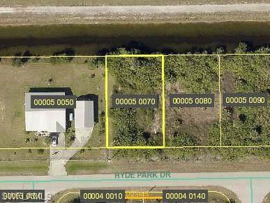 3846 Hyde Park Dr, FORT MYERS, FL 33905 (MLS #220071483) :: Kris Asquith's Diamond Coastal Group