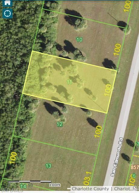 16811 San Edmundo Rd, PUNTA GORDA, FL 33955 (MLS #220074850) :: Premier Home Experts