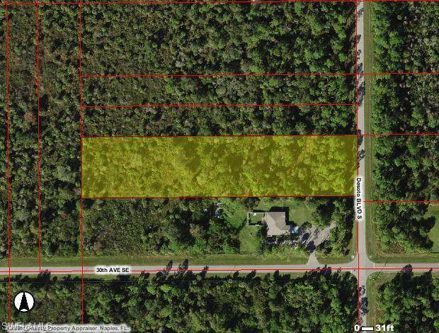 2965 Desoto Blvd S, NAPLES, FL 34117 (MLS #220075737) :: Clausen Properties, Inc.