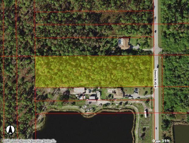 Desoto Blvd SE, NAPLES, FL 34120 (MLS #221008460) :: Domain Realty