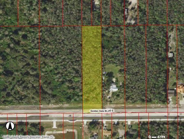 2461 Golden Gate Blvd E, NAPLES, FL 34120 (MLS #221012532) :: Domain Realty