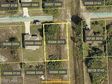 2701 19th St SW, LEHIGH ACRES, FL 33976 (MLS #221013825) :: Realty Group Of Southwest Florida