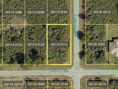 2600 14th St SW, LEHIGH ACRES, FL 33976 (MLS #221013830) :: Realty Group Of Southwest Florida