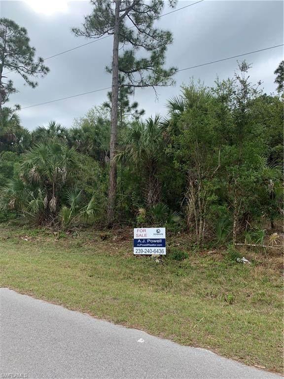 28th Ave SE, NAPLES, FL 34117 (MLS #221020207) :: Domain Realty