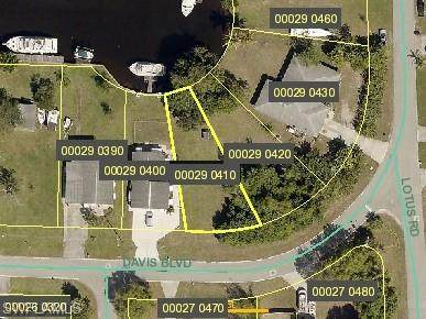 12619 Davis Blvd, FORT MYERS, FL 33905 (MLS #221023396) :: Coastal Luxe Group Brokered by EXP