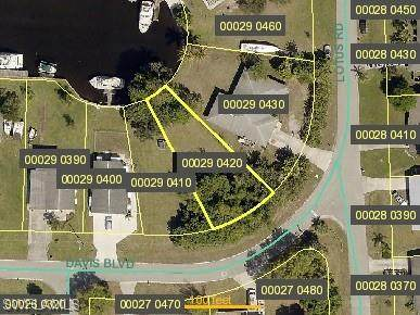 12621 Davis Blvd, FORT MYERS, FL 33905 (MLS #221023397) :: RE/MAX Realty Group