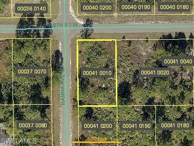 2719 18th St W, LEHIGH ACRES, FL 33971 (MLS #221027548) :: Medway Realty