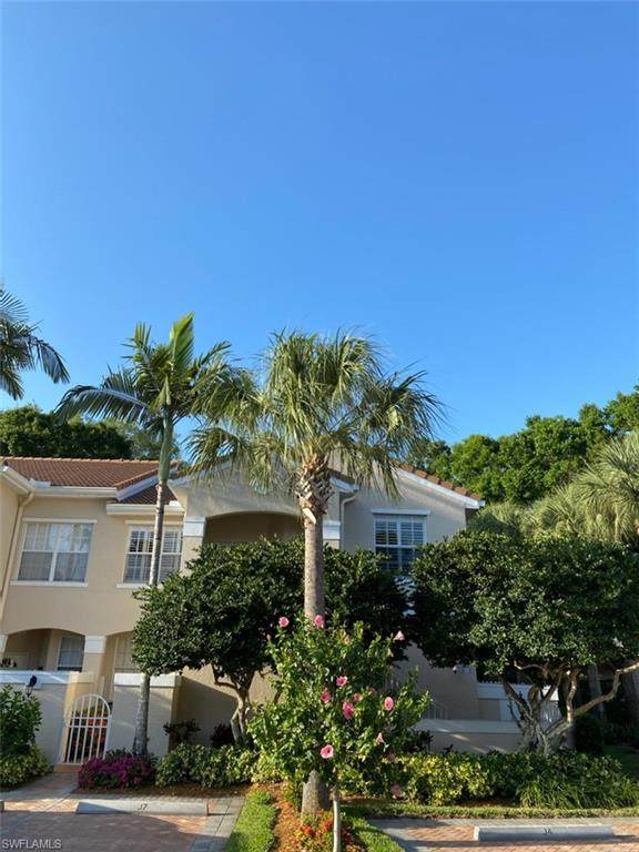 8370 Excalibur Cir J8, NAPLES, FL 34108 (MLS #221028199) :: Clausen Properties, Inc.