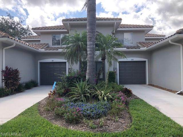 11412 Quail Village Way D-202, NAPLES, FL 34119 (#221032257) :: The Dellatorè Real Estate Group