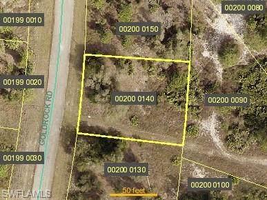 735 Goldrock Rd, LEHIGH ACRES, FL 33974 (#221044830) :: The Michelle Thomas Team