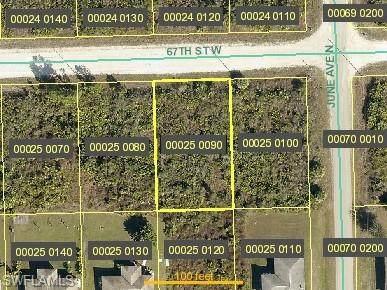 2903 67th St W, LEHIGH ACRES, FL 33971 (MLS #221045742) :: Wentworth Realty Group