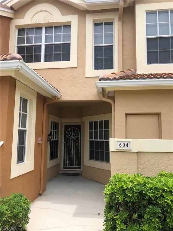 13046 Amberley Ct #604, BONITA SPRINGS, FL 34135 (MLS #221045851) :: Realty Group Of Southwest Florida