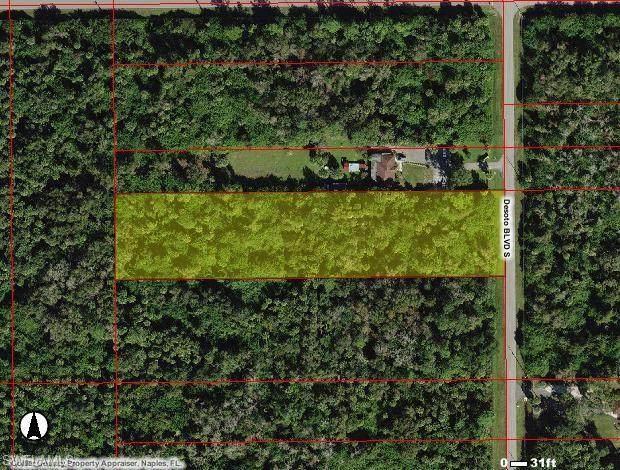 3241 Desoto Blvd, NAPLES, FL 34117 (MLS #221046281) :: Realty Group Of Southwest Florida