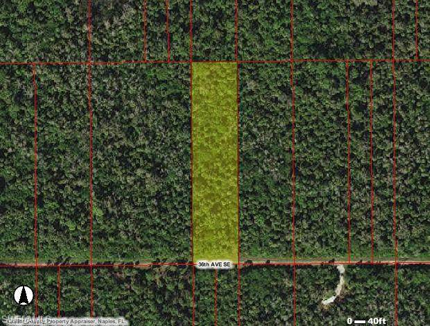 36TH Ave SE, NAPLES, FL 34117 (MLS #221046303) :: Realty Group Of Southwest Florida