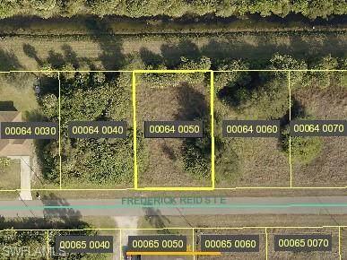 815 Frederick Reid St E, LEHIGH ACRES, FL 33974 (MLS #221050937) :: Wentworth Realty Group