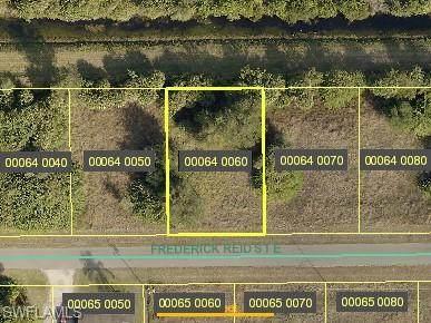 817 Frederick Reid St E, LEHIGH ACRES, FL 33974 (MLS #221050945) :: Wentworth Realty Group