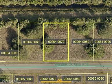 819 Frederick Reid St E, LEHIGH ACRES, FL 33974 (MLS #221050950) :: Wentworth Realty Group