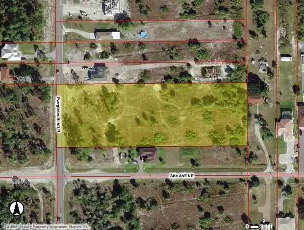 Everglades Blvd, NAPLES, FL 34120 (MLS #221056606) :: Crimaldi and Associates, LLC