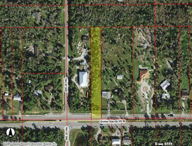 Golden Gate Blvd, NAPLES, FL 34120 (MLS #221056627) :: Crimaldi and Associates, LLC