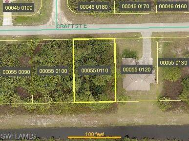 1126 Craft St E, LEHIGH ACRES, FL 33974 (MLS #221057145) :: Realty World J. Pavich Real Estate
