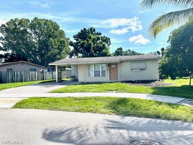 4381 Lagg Ave, FORT MYERS, FL 33901 (MLS #221059880) :: Wentworth Realty Group