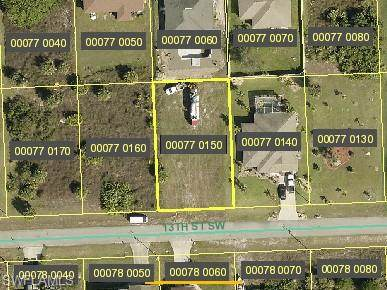 3908 13th St SW, LEHIGH ACRES, FL 33976 (MLS #221073565) :: Medway Realty