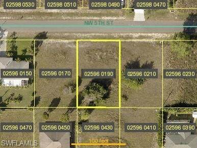 422 NW 5th St, CAPE CORAL, FL 33993 (MLS #221074483) :: Clausen Properties, Inc.
