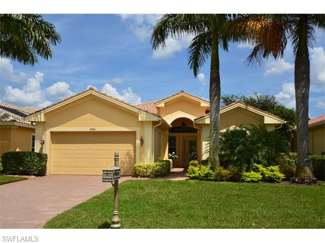 18261 Parkside Greens Dr, FORT MYERS, FL 33908 (MLS #215049511) :: The New Home Spot, Inc.