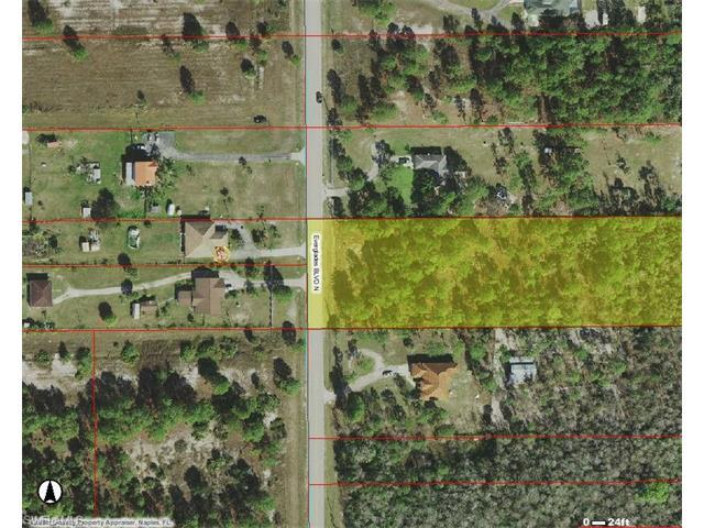 Everglades Blvd, NAPLES, FL 34120 (#216003231) :: Homes and Land Brokers, Inc