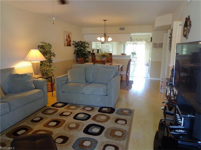 9700 Rosewood Pointe Ct #102, BONITA SPRINGS, FL 34135 (#216031989) :: Homes and Land Brokers, Inc