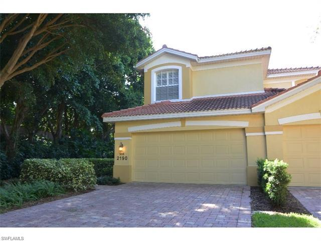 2190 Arielle Dr S #908, NAPLES, FL 34109 (#216038346) :: Homes and Land Brokers, Inc