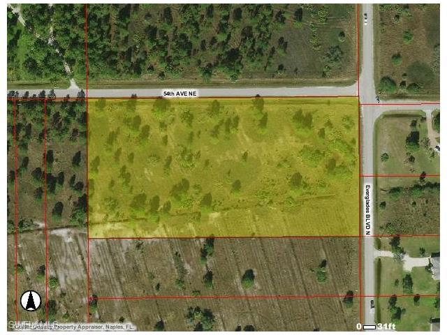 54TH Ave NE, NAPLES, FL 34120 (#216039202) :: Homes and Land Brokers, Inc