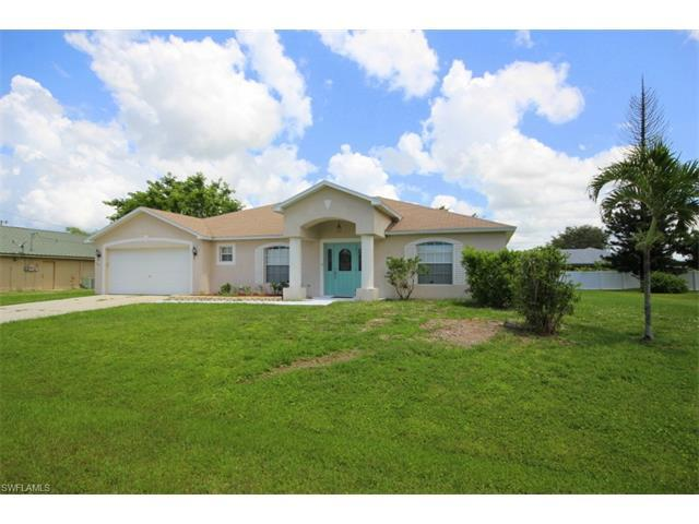 235 SW 33rd Ter, CAPE CORAL, FL 33914 (#216045767) :: Homes and Land Brokers, Inc