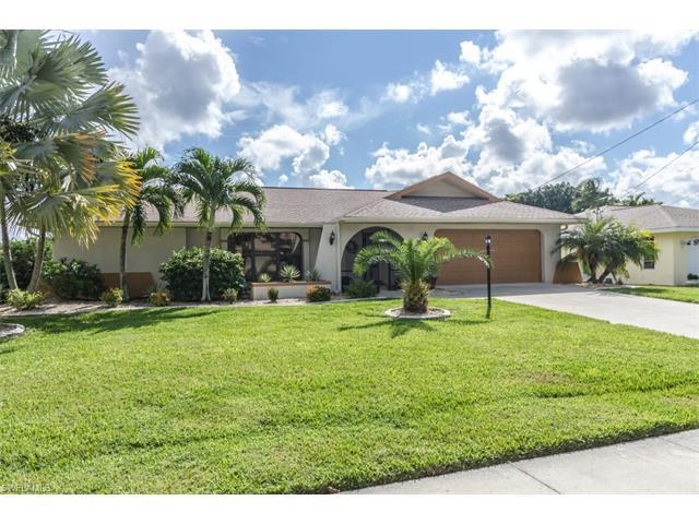 5207 Pelican Blvd, CAPE CORAL, FL 33914 (#216061174) :: Homes and Land Brokers, Inc