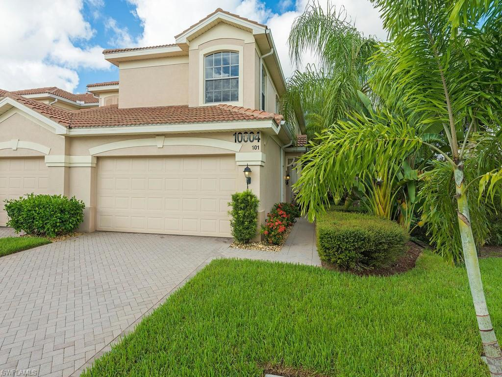 10004 Sky View Way #101, FORT MYERS, FL 33913 (MLS #216062102) :: The New Home Spot, Inc.