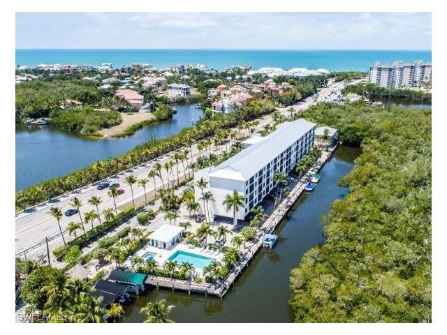 5220 Bonita Beach Rd #111, BONITA SPRINGS, FL 34134 (#217048515) :: Homes and Land Brokers, Inc