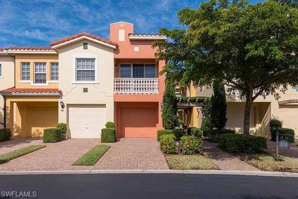 8701 Piazza Del Lago Cir #103, ESTERO, FL 33928 (#219076359) :: The Dellatorè Real Estate Group