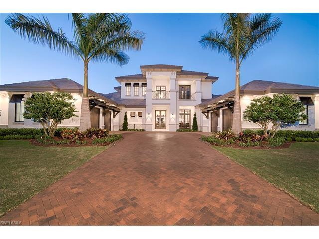 11770 Via Sorrento Ct, MIROMAR LAKES, FL 33913 (MLS #216011886) :: The New Home Spot, Inc.