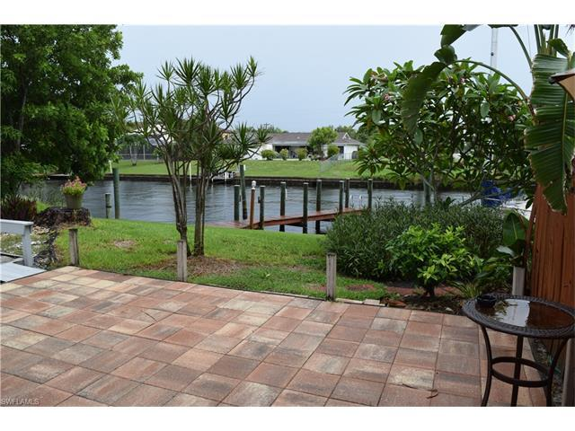 1715 SE 46th Ln #4, CAPE CORAL, FL 33904 (#216051475) :: Homes and Land Brokers, Inc