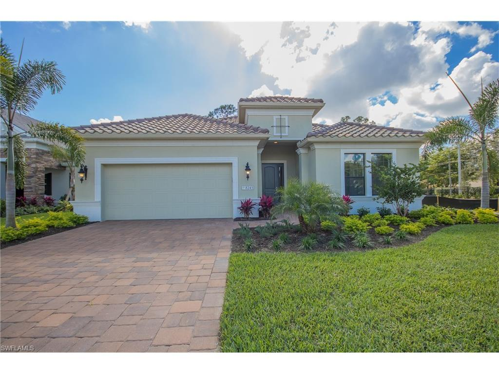 8245 Preserve Point Dr, FORT MYERS, FL 33912 (MLS #216064034) :: The New Home Spot, Inc.