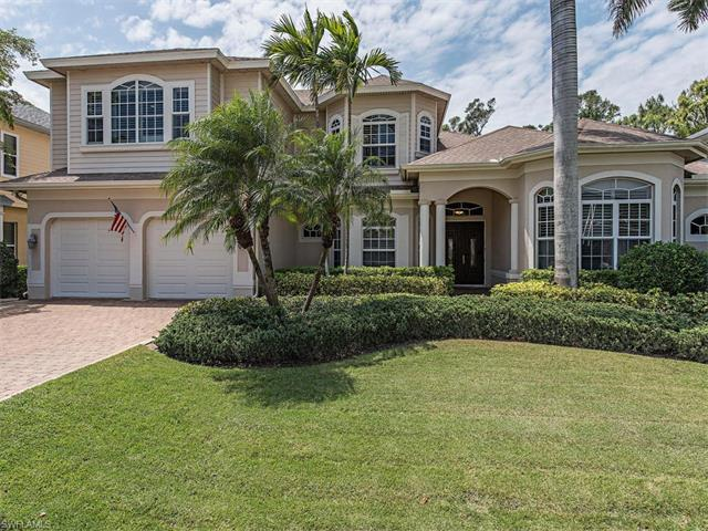 2838 Coach House Way, NAPLES, FL 34105 (MLS #216024125) :: The New Home Spot, Inc.