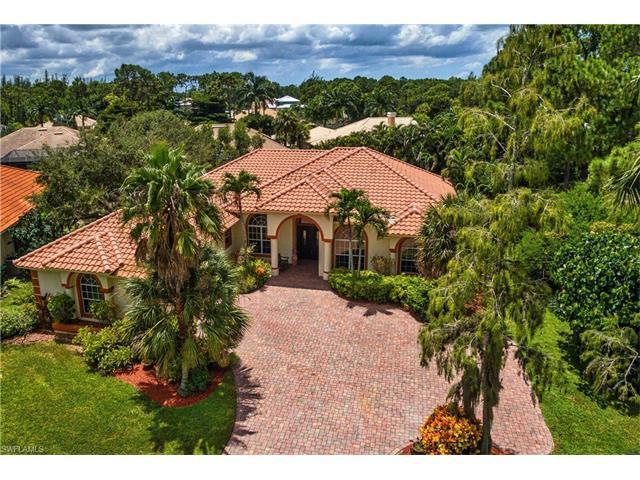 2284 Hawksridge Loop, NAPLES, FL 34105 (MLS #216046168) :: The New Home Spot, Inc.