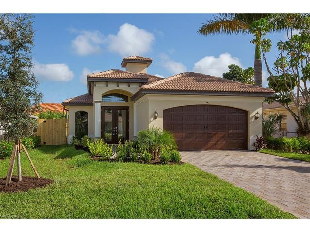 643 106th Ave N, NAPLES, FL 34108 (#215060944) :: Homes and Land Brokers, Inc