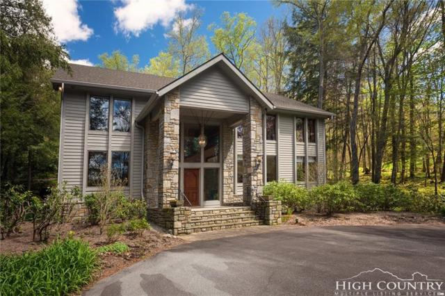 550 Bridle Trail Road, Linville, NC 28646 (MLS #200668) :: Keller Williams Realty - Exurbia Real Estate Group