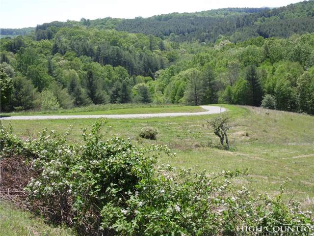 TBD Deer Crossing Road, Piney Creek, NC 28663 (MLS #201151) :: Keller Williams Realty - Exurbia Real Estate Group