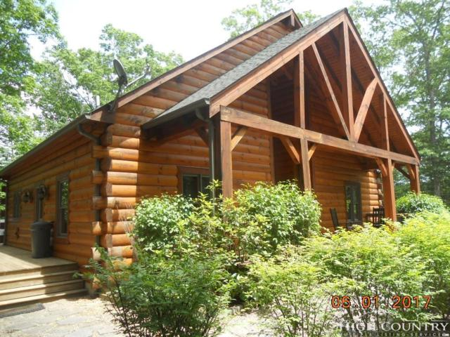 134 Forest Way Drive, Fleetwood, NC 28626 (MLS #201208) :: Keller Williams Realty - Exurbia Real Estate Group