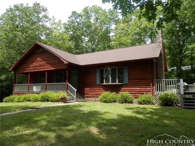 328 Flat Rock Acres Road, Crumpler, NC 28617 (MLS #201551) :: Keller Williams Realty - Exurbia Real Estate Group