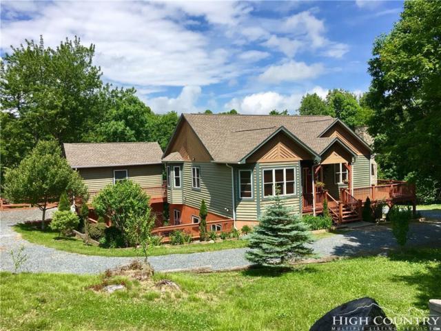118 Snowflake Lane, Blowing Rock, NC 28605 (MLS #201710) :: Keller Williams Realty - Exurbia Real Estate Group