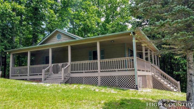 824 Deerwood Road, Piney Creek, NC 28663 (MLS #201737) :: Keller Williams Realty - Exurbia Real Estate Group